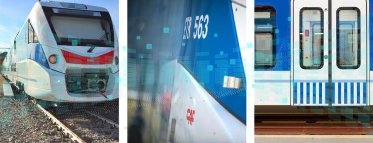 Train Units Monitored